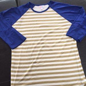 Medium striped LuLaRoe randy!